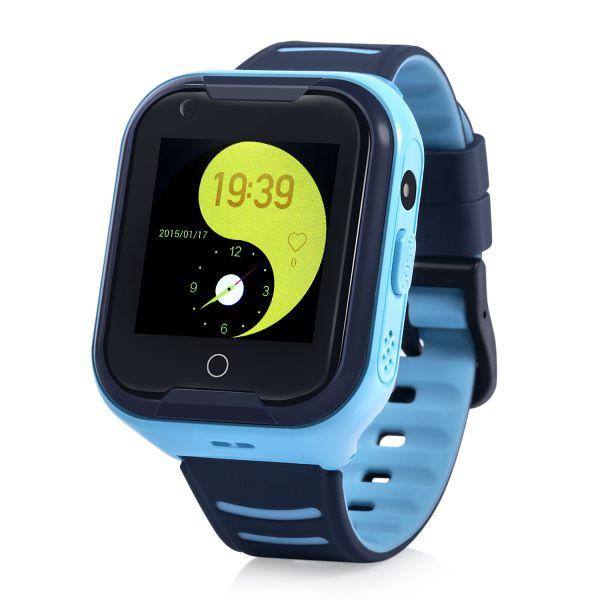 KT11-B Gyermek okosóra GPS nyomkövetővel KÉK
