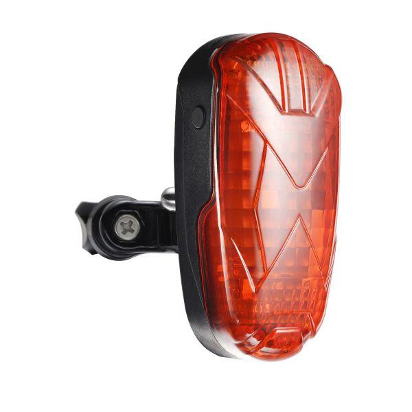 TKSTAR LED kerékpár lámpa GPS nyomkövető (TK906)